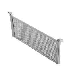 ELFA przegroda do kosza Mesh 40 platinium - 80mm