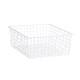 ELFA kosz 45 biały - 185mm