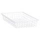 ELFA kosz 35 biały - 85mm