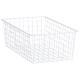 ELFA kosz 35 biały - 185mm