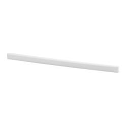 ELFA nakładka prawa na wspornik VS 32 biały - 320mm
