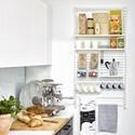 Kuchnia - systemy przechowywania
